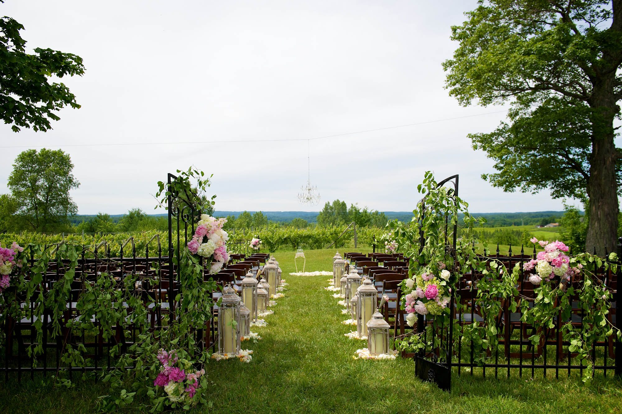 A Day In May Event Planning Design Northern Michigan Weddings Traverse City Vineyard Romance