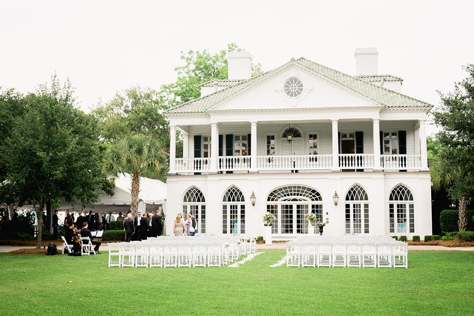 Lowndes Grove Plantation -Philip Dean Weddings